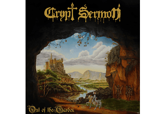 Crypt Sermon - Out Of The Garden - (CD)