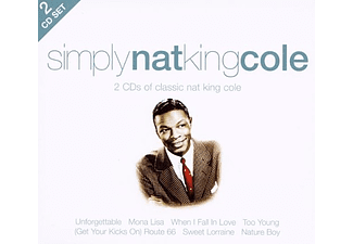 Nat King Cole - Simply Nat King Cole (CD)