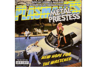 Plasmatics - New Hope For The Wretched / Metal Priestes - (CD)