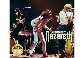 Nazareth - Bad Bad Boyz - Essential Collection (CD)