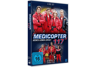Medicopter 117 - Staffel 5 [DVD]