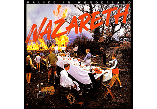 Nazareth - Malice In Wonderland (CD)