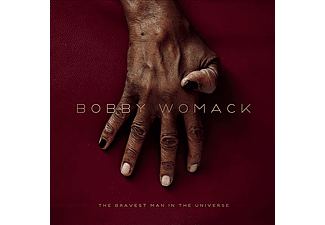 Bobby Womack - The Bravest Man in the Universe (CD)