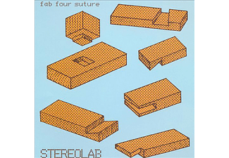 Stereolab - Fab Four Suture (CD)