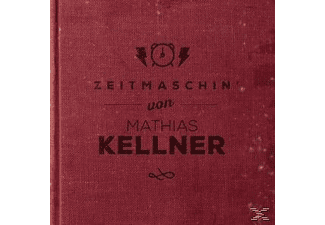 Mathias Kellner - Zeitmaschin' - (CD)