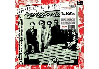 The Kids - Naughty Kids - (Vinyl)
