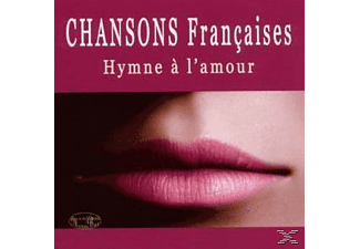 VARIOUS - Chansons Francaises - Hymne A L'amour - (CD)