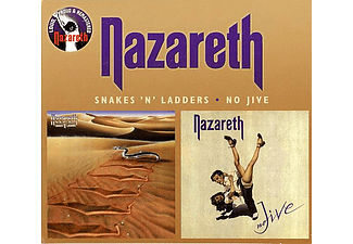 Nazareth - Snakes N Ladders / No Jive (CD)