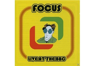 Focus - Live At Bbc [CD]