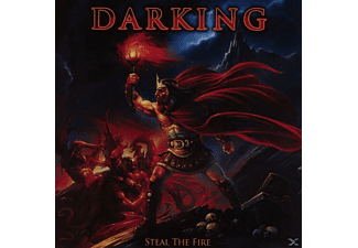 Darking - Steal The Fire [CD]