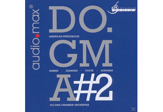 Mikhail Gurewitsch, Do.Gma Chamber Orchestra - Do.gma #2-American Stringbook - (SACD Hybrid)