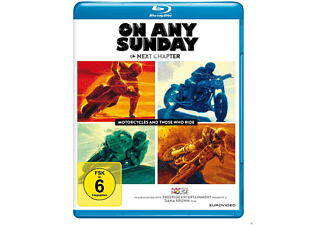 On Any Sunday - The Next Chapter - (Blu-ray)