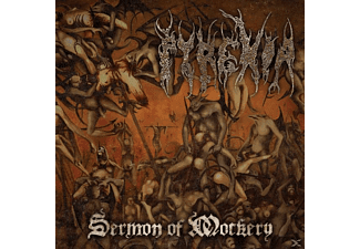Pyrexia - Sermon Of Mockery (Ltd.Edt.) [CD]