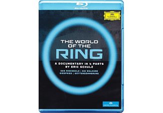 The World Of The Ring - (Blu-ray)