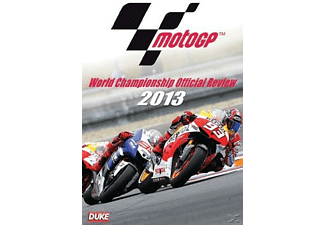 Moto GP 2013 Review - (DVD)