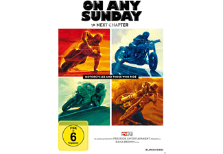 On Any Sunday - The Next Chapter - (DVD)