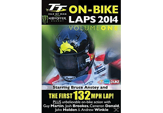 On-Bike Laps 2014: Volume 1 - (DVD)