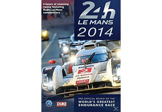 Le Mans 2014 - The Official Review of the World's Greatest Endurance Race - (DVD)