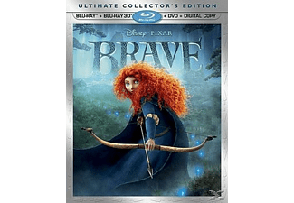 Brave - Collector's Edition Blu-ray 3D