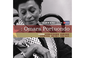 Omara Portuondo - The Cuban Heroes Collection (CD)