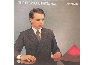 Gary Numan - The Pleasure Principle - Remastered (CD)