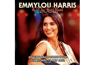 Emmylou Harris - Amazing Coffee House, Evanston, Il 15th May 1973 - (Vinyl)