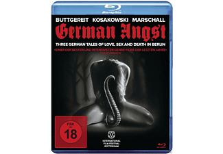 German Angst [Blu-ray]