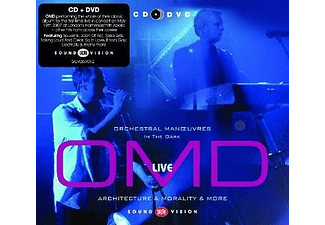 OMD - OMD Live - Architecture & Morality & More (CD + DVD)