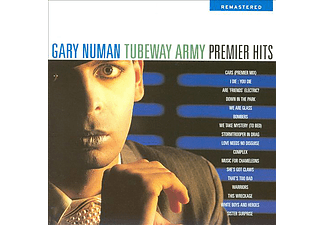 Gary Numan - Premier Hits (CD)