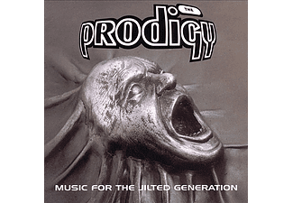 The Prodigy - Music for the Jilted Generation (Vinyl LP (nagylemez))