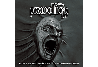 The Prodigy - More Music for the Jilted Generation (CD)