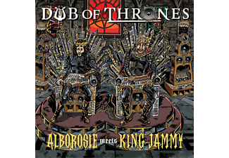 Alborosie Meets King Jammy - Dub Of Thrones - (CD)