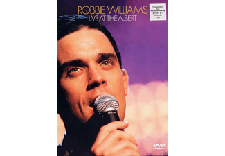 Robbie Williams - Live At The Albert [DVD]