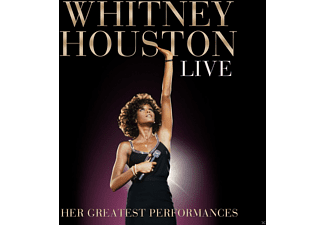 Whitney Houston - Live: Her Greatest Performances - (CD + DVD Video)