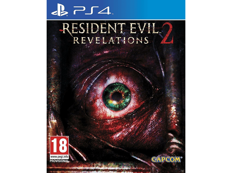 Resident Evil Revelations 2 PlayStation 4 gaming   offline sony ps4 παιχνίδια ps4 gaming games ps4 games