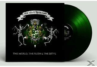 Mr. Irish Bastard - The World, The Flesh & The Devil (Green Vinyl+Mp3) - (Vinyl)