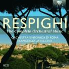 Orchestra Sinfonia Di Roma, Francesco La Veccia - Complete Orchestral Music [CD] - broschei