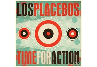 Los Placebos - Time For Action (Digipak) [CD]