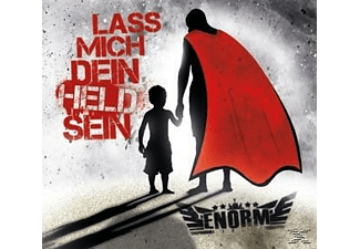 Enorm - Laß Mich Dein Held Sein (Digipak) [Maxi Single CD]