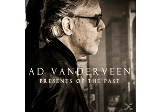 Ad Vanderveen - Presents Of The Past [CD]