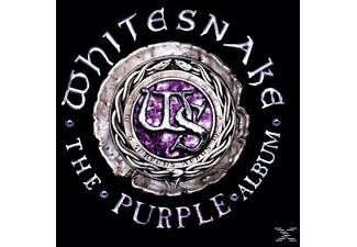 Whitesnake - The Purple Album (Ltd.Boxset) - (CD + DVD Video)