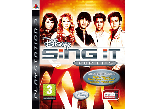 ESEN Disney Sing It : Pop Hits PlayStation 3