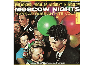 VARIOUS - Moscow Nights - Popular Russian Hits Vol.1 - (CD)