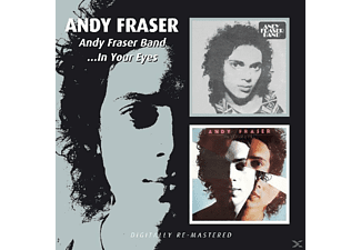 Andy Fraser - Andy Fraser Band/In.. [CD]
