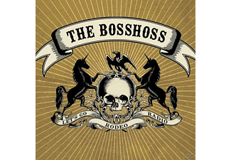 The BossHoss - RODEO RADIO - (CD)