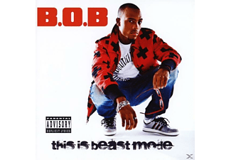 B.o.B - This Is Beast Mode - (CD)