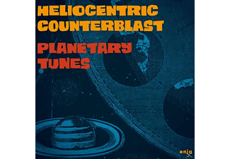 Heliocentric Counterblast - Planetary Tunes [CD]