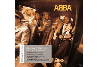 Abba - Abba (Deluxe Edition) (Cd+Dvd) - (CD + DVD)