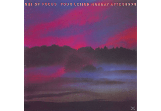 Out Of Focus - Four Letter Monday Afternoon - (CD)