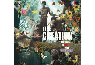The Creation - Purple Lashes - (Vinyl)
